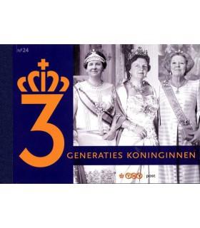 nr. 24 3 generaties Koninginnen