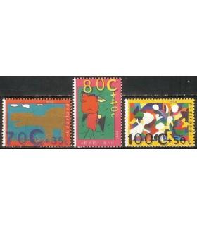 1658 - 1660 Kinderzegels (xx)