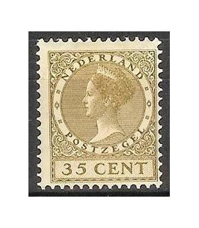 195 Koningin Wilhelmina (x)