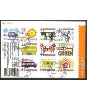 2550 - 2559 Denk Groen (o)