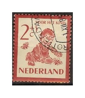 563 Kinderzegels (o)