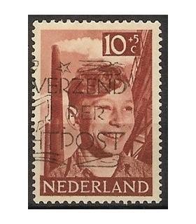 576 Kinderzegels (o)