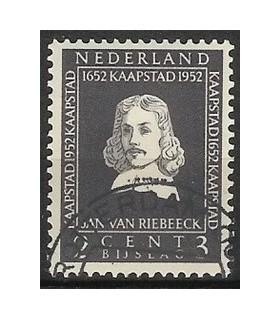 578 Riebeeckzegels (o)