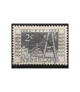 588 Jubileumzegels (o)