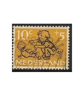599 Kinderzegels (o)