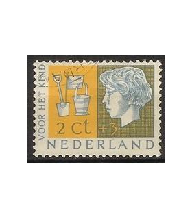 612 Kinderzegels (o)