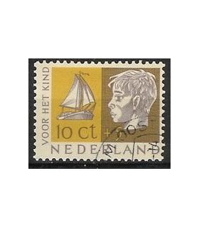 615 Kinderzegels (o)