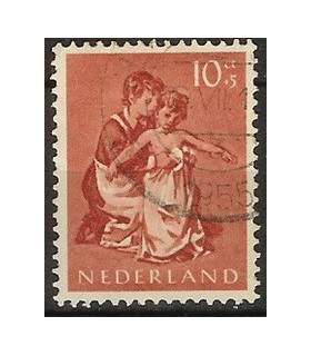 652 Kinderzegels (o)