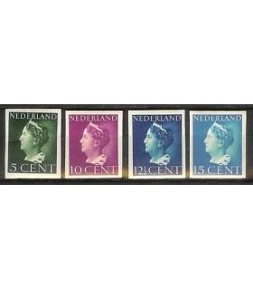 332v - 337v Koningin Wilhelmina (x)