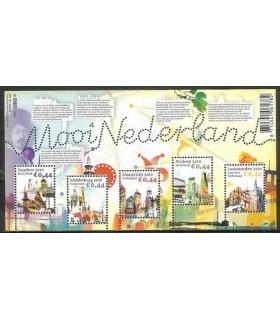 2719 Verzamelblok Mooi Nederland (xx)