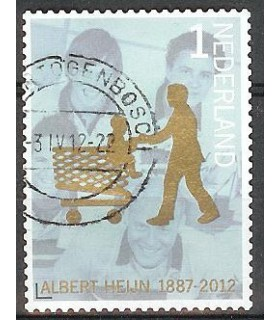 2945 Albert Hein zelfbediening (o)