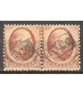 005 Koning Willem III paar (o)