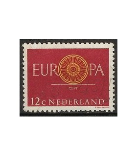 745 Europazegels (o)