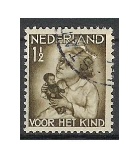 270 Kinderzegel (o)