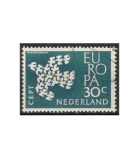 758 Europa zegels (o)