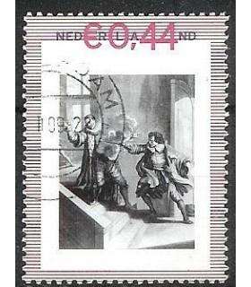 2489a-22 Willem van Oranje (o)