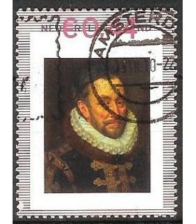 2489a-21 Willem van Oranje (o)