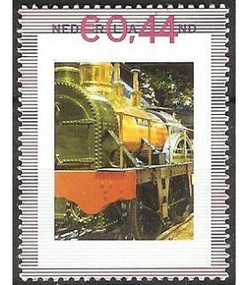 2489a-57 De eerste spoorlijn (o)