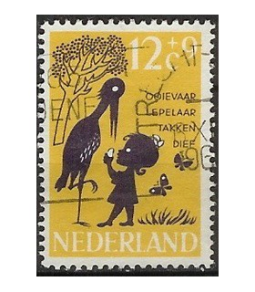 805 Kinderzegel (0)
