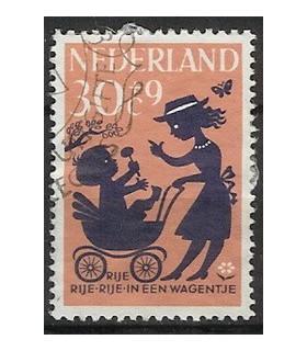 806 Kinderzegel (o)