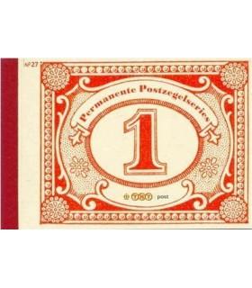 nr. 27 Dag van de postzegel