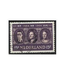 829 Benelux-zegel (o)