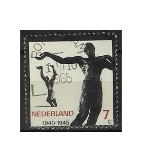 836 Herdenkingszegel (o)
