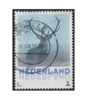Zoogdienen edelhert (o)