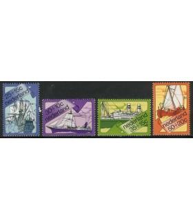 1026 - 1029 Zomerzegels (xx)