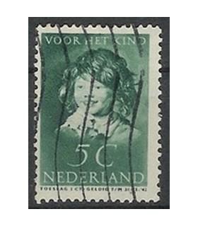 303 Kinderzegel (o)