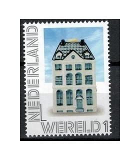 2899 KLM Huisje Wereld (xx)
