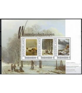 2751 B-1 Winterlandschappen (xx)