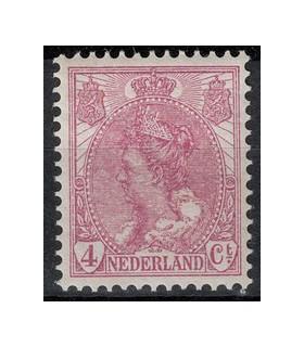 058 Koningin Wilhelmina (xx)