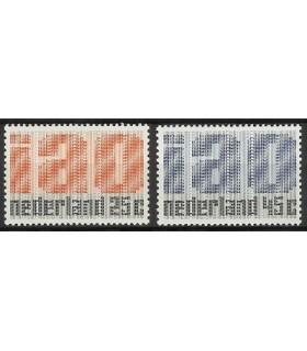 918 - 919 Herdenkingszegels (xx)