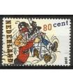 1922 Strippostzegel (o)