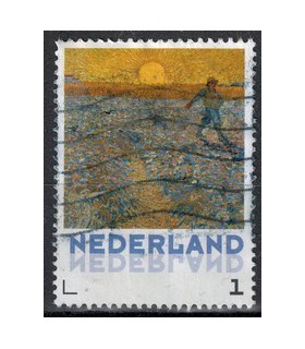 2015 Vincent van Gogh (o) 10.