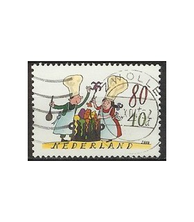 1930e Kinderzegels (o)