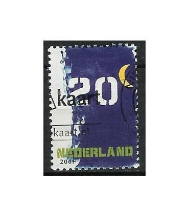 1951 Bijplakzegel (o)