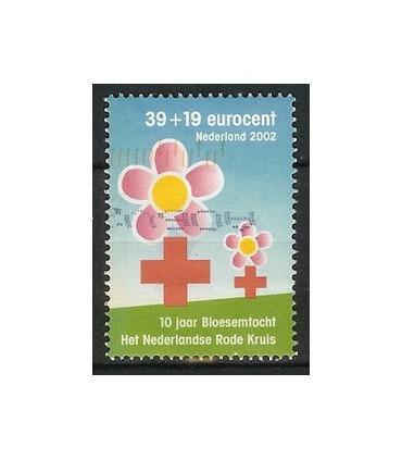 2083 Rode Kruis zegel (o)