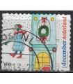 3130 Kerstzegel (o)
