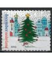 3131 Kerstzegel (o)