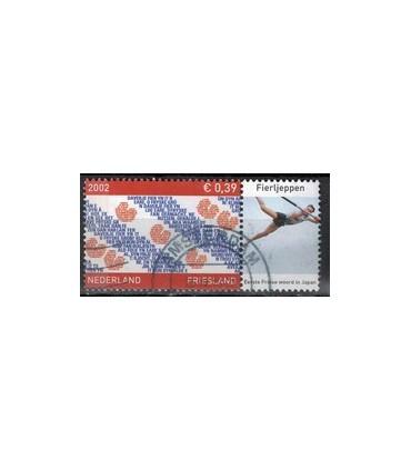 2065 Provinciezegel TAB (o) Fierljeppen