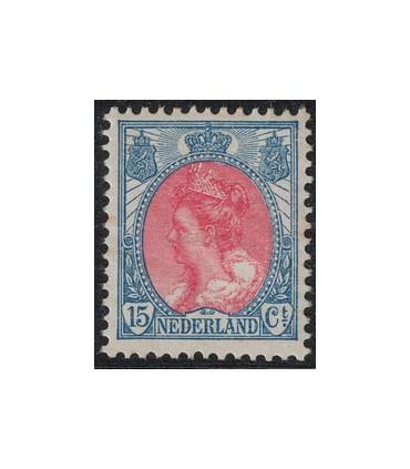 065 Koningin Wilhelmina (x)