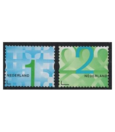 3138 - 3139 Zakenzegels (o)