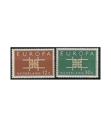 800 - 801 Europa zegels (xx)
