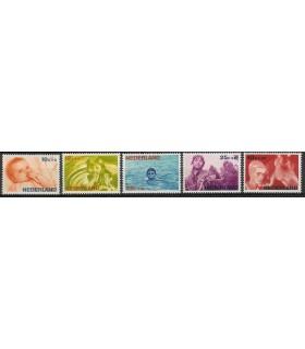 870 - 874 Kinderzegels (xx)