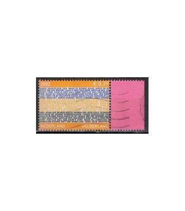 2068 Provinciezegel TAB (o) roze