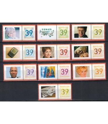 2182 - 2191 Bijzonder (xx) los