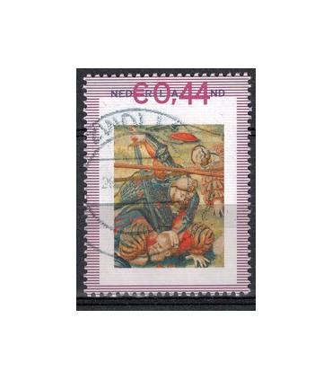 2489a-18 Karel V (o)