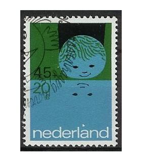 1000 Kinderzegel (o)